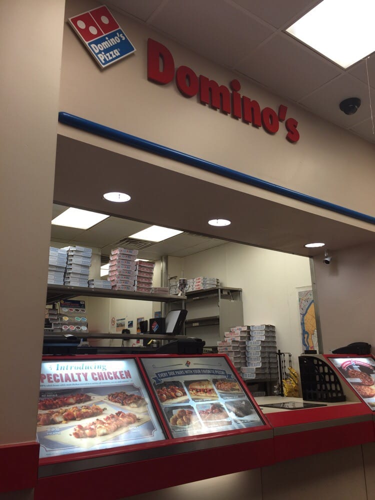 Domino S Pizza Richmond Ave Staten Island