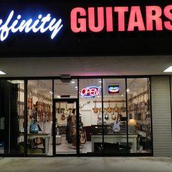 infinity guitars 22 photos musical instruments teachers 14066 memorial dr energy. Black Bedroom Furniture Sets. Home Design Ideas