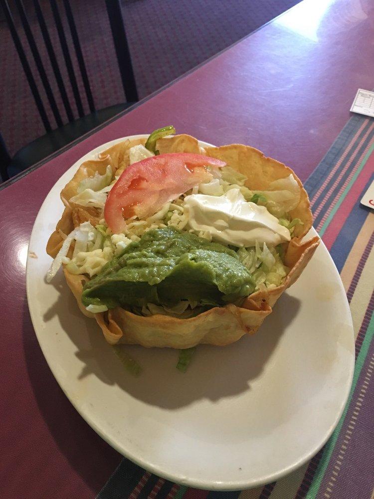 Food from El Poncho