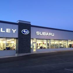 Riley Subaru Car Dealers 4455 Dodge St Dubuque Ia Phone