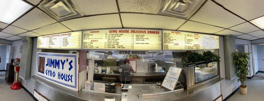 Gyro House: 363 W River Rd N, Elyria, OH