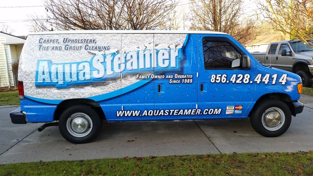 AquaSteamer: Cherry Hill, NJ
