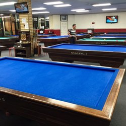 Young Dong Billiards Reviews Pool Halls S Western Ave - Western pool table