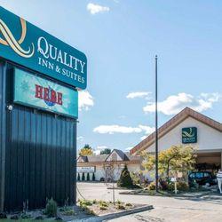 Photo Of Quality Inn Suites Escanaba Mi United States