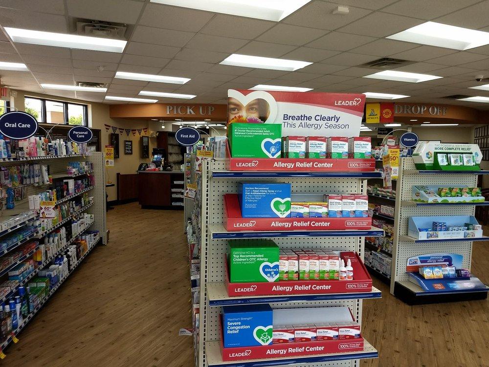 Cannon Pharmacy Mooresville: 521 E Plaza Dr, Mooresville, NC