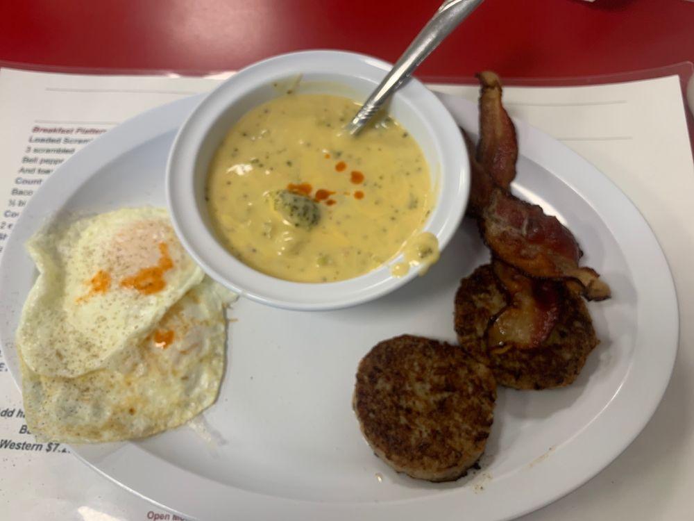 Country Corner Cafe: 121 E 4th St, Salem, MO