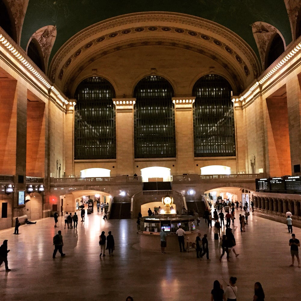 Grand Central Terminal - 3361 Photos & 1283 Reviews - Landmarks ...