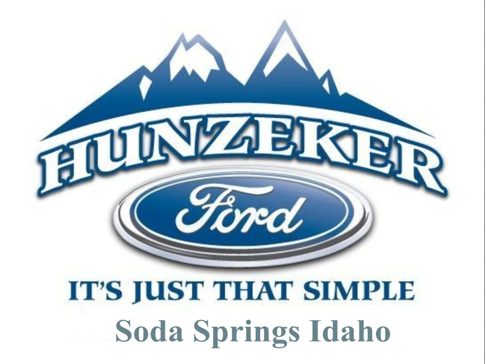Todd Hunzeker Ford: 210 W 2nd S, Soda Springs, ID