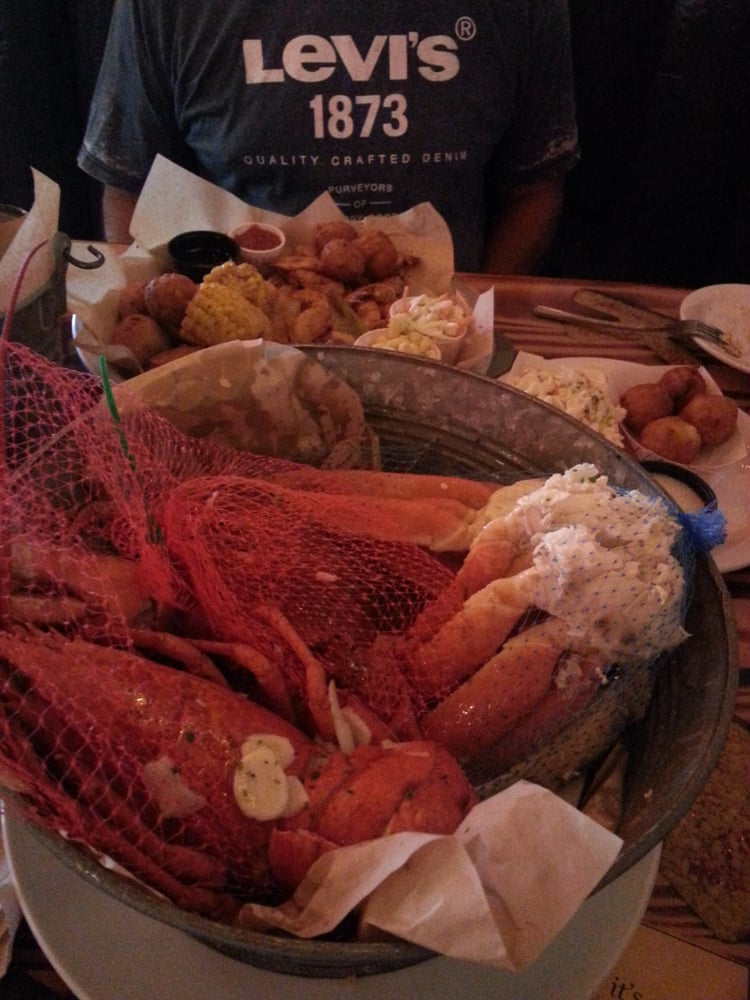Lobster And Crab Legs Delicious Yelp