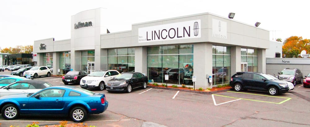 Hoffman ford lincoln car dealers connecticut blvd