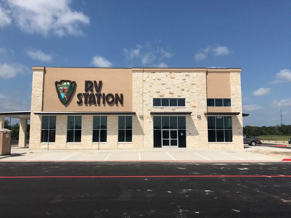 RV Station - Katy: 27725 Katy Fwy, Katy, TX