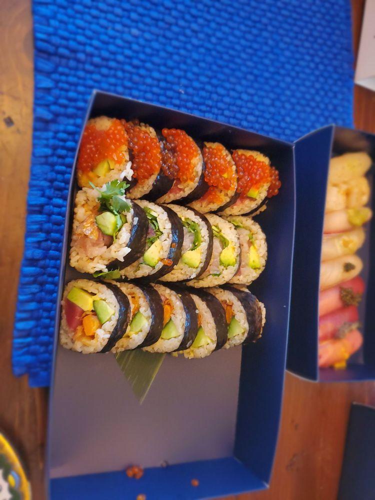 Kissaki Sushi: 670 Montauk Hwy, Water Mill, NY