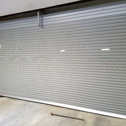 Photo Of Trinity Garage Doors   Fredericksburg, VA, United States.  Commercial Rolling Door ...