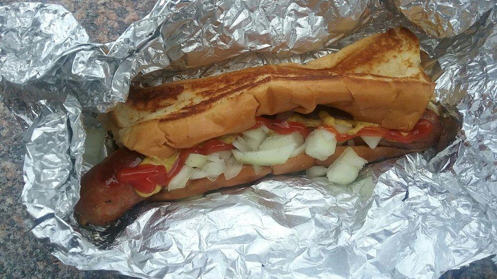Photo of Big Daddy's Hot Dog Stand: Boston, MA