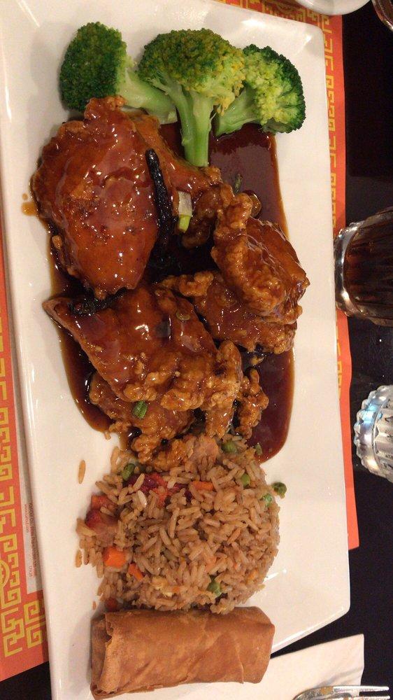 Hong Kong Wok 'n Grill