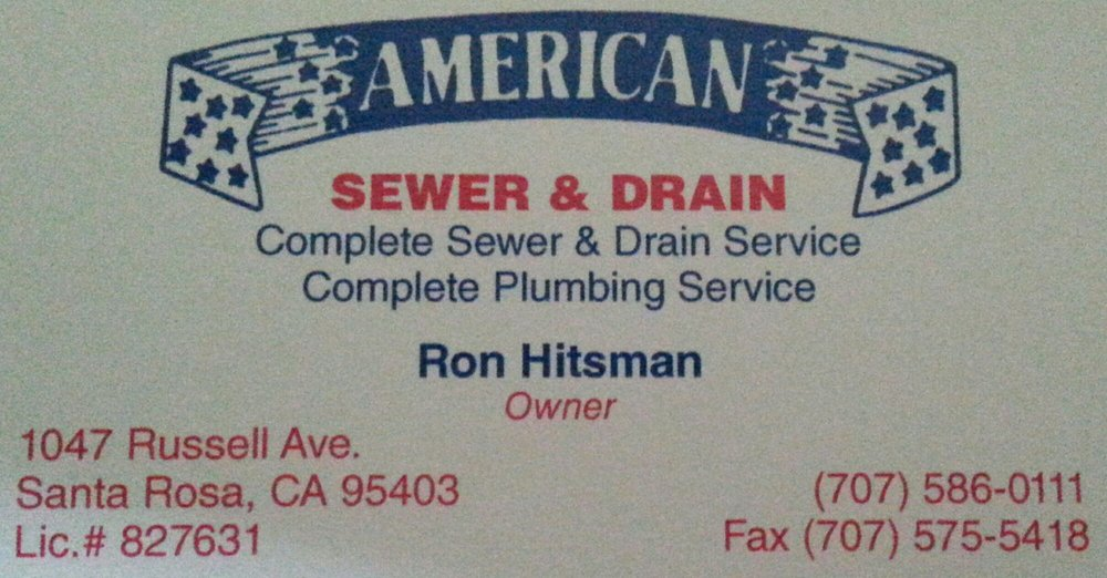 Photos For American Sewer Amp Drain Yelp