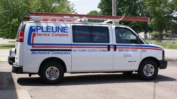 Pleune Service Company Heating Amp Air Conditioning Hvac
