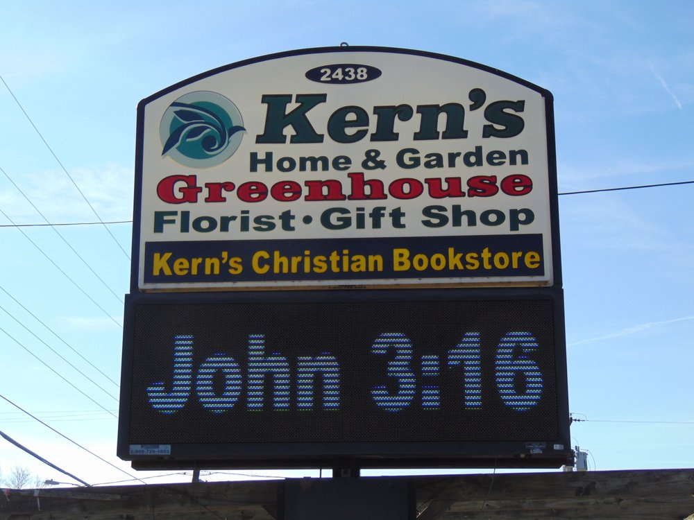 Kern's Christian Book and Supply Store: 2438 Canton Rd, Akron, OH