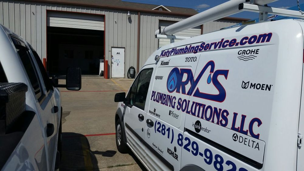 Ory s plumbing solutions 21 photos plombier houston for Plumber 77080