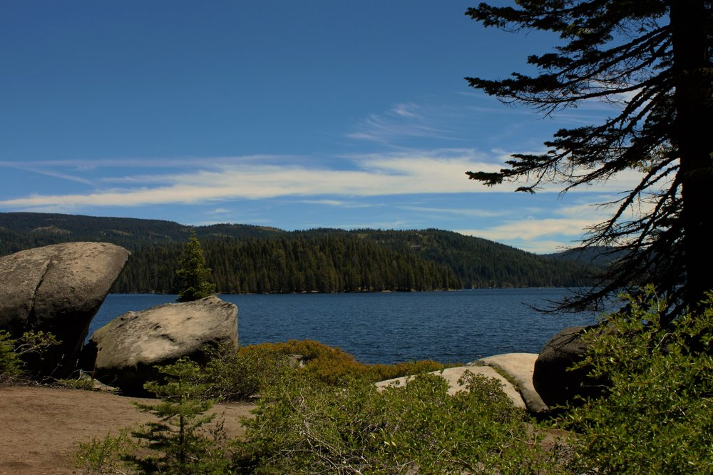 Buck's Lake: Bucks Lake Rd, Quincy, CA