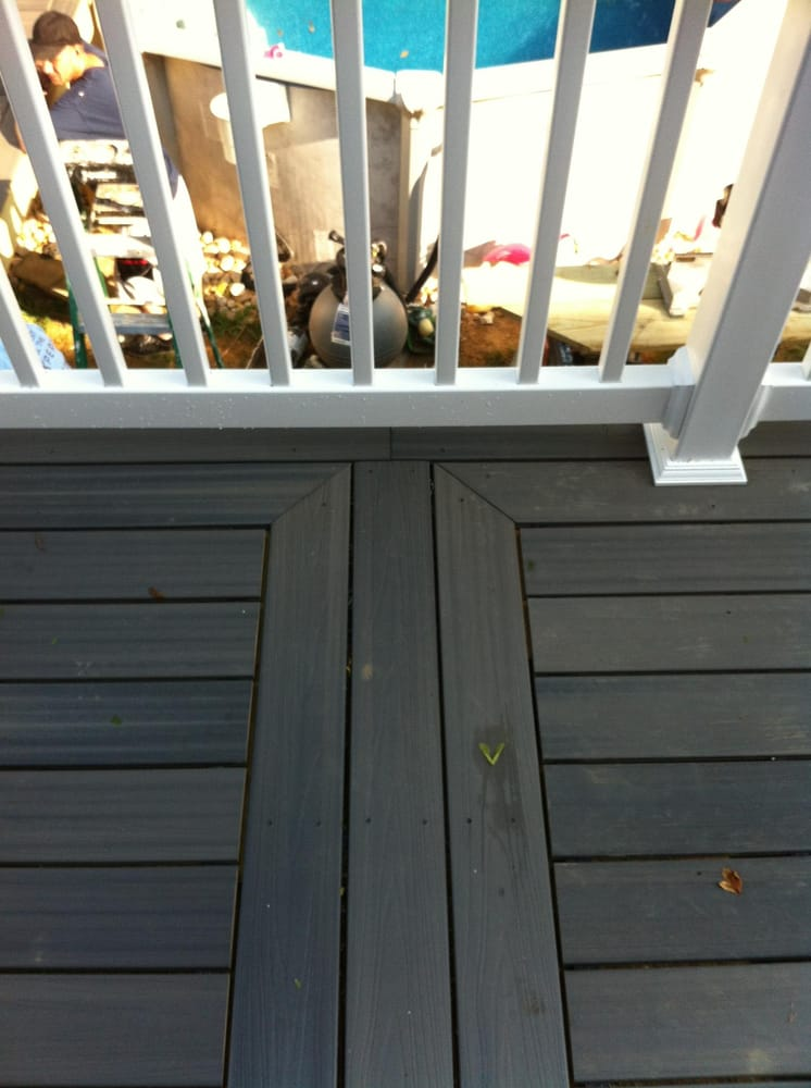 Double Picture Frame Deck Yelp