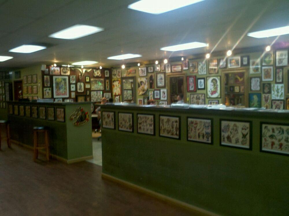Main Street Tattoo: 511 W Main St, Jacksonville, AR