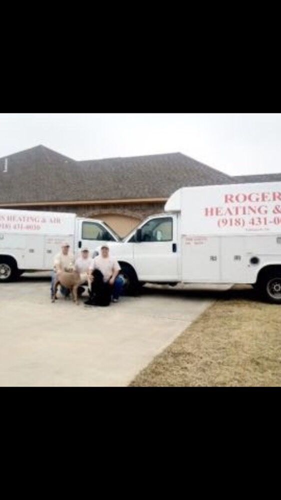 Rogers Heating & Air: 13508 N 480 Rd, Tahlequah, OK