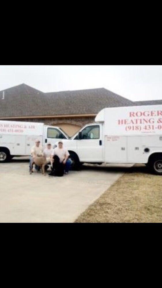Photo of Rogers Heating & Air: Tahlequah, OK