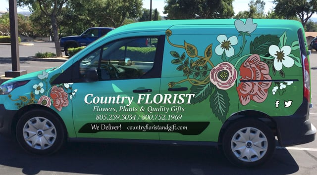 Country Florist & Gifts