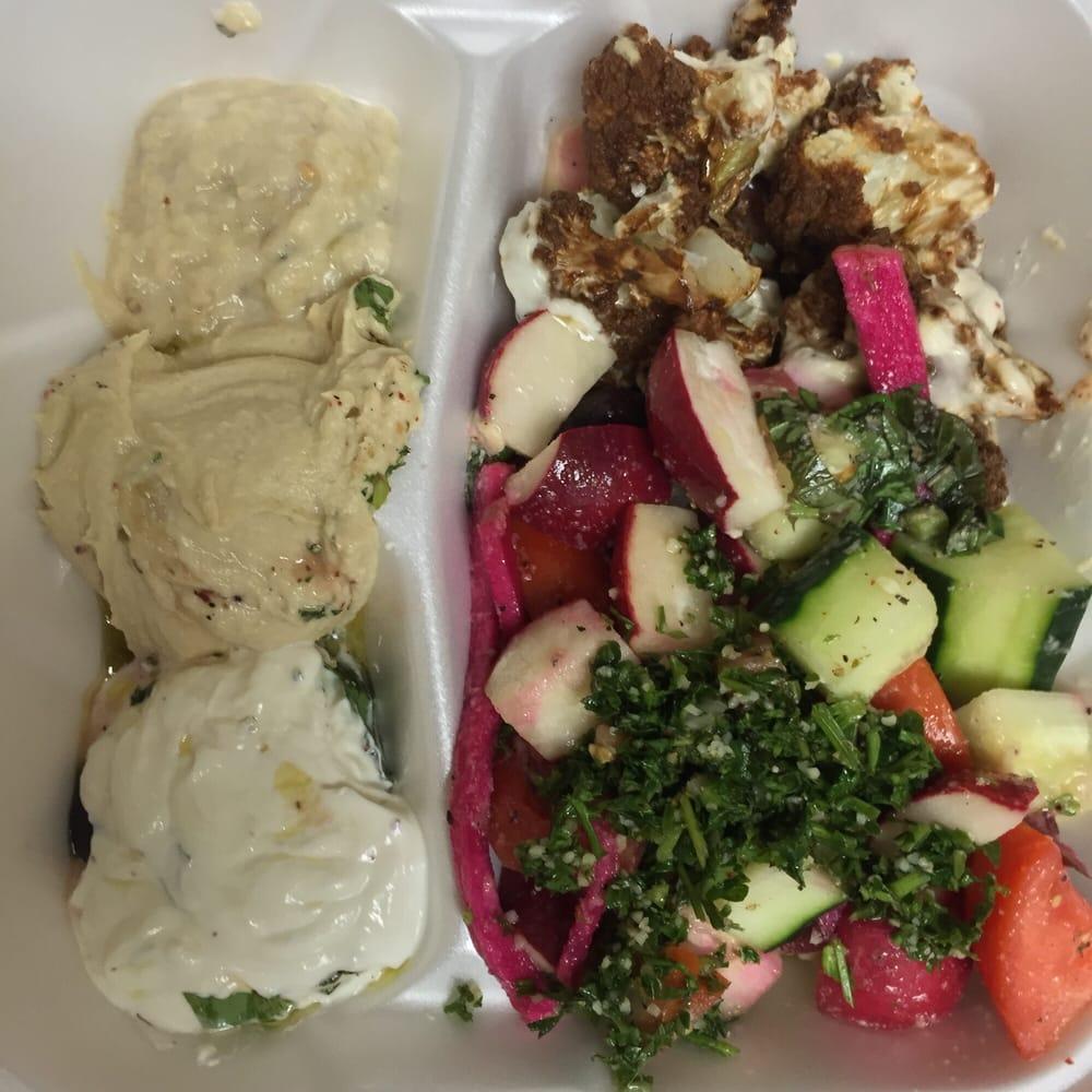 Mediterranean Kitchen Bellevue Wa: So So So Good!! #foodporn