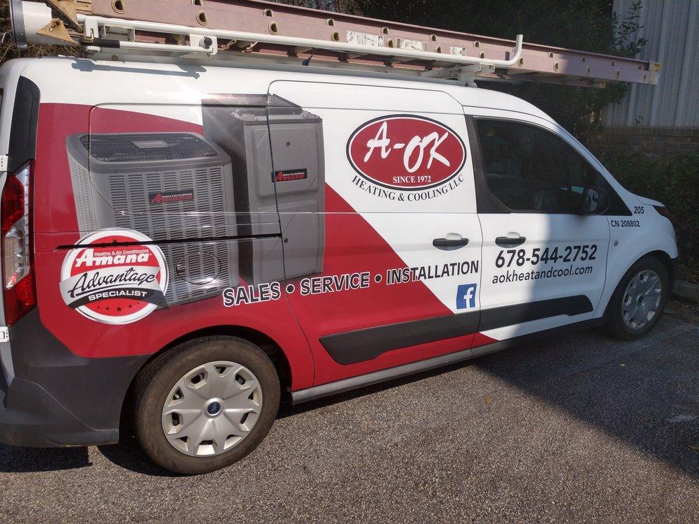 A-OK Heating & Cooling: Brooks, GA