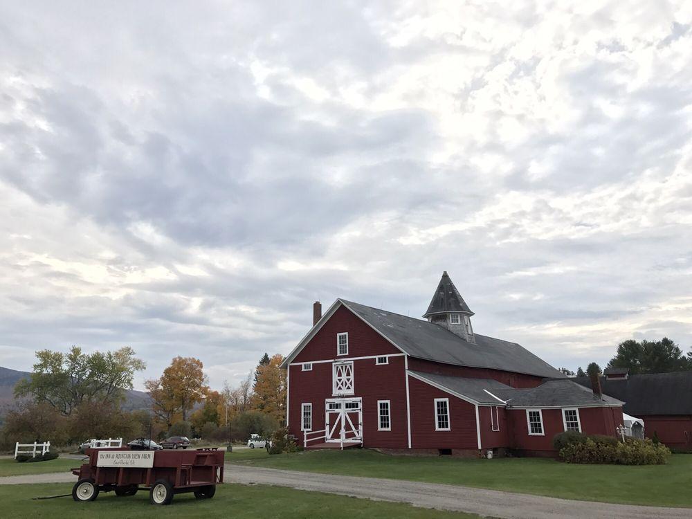 The Inn At Mountain View Farm: 3383 Darling Hill Rd, East Burke, VT