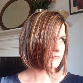 Heads Up Hair Design Arlington Va