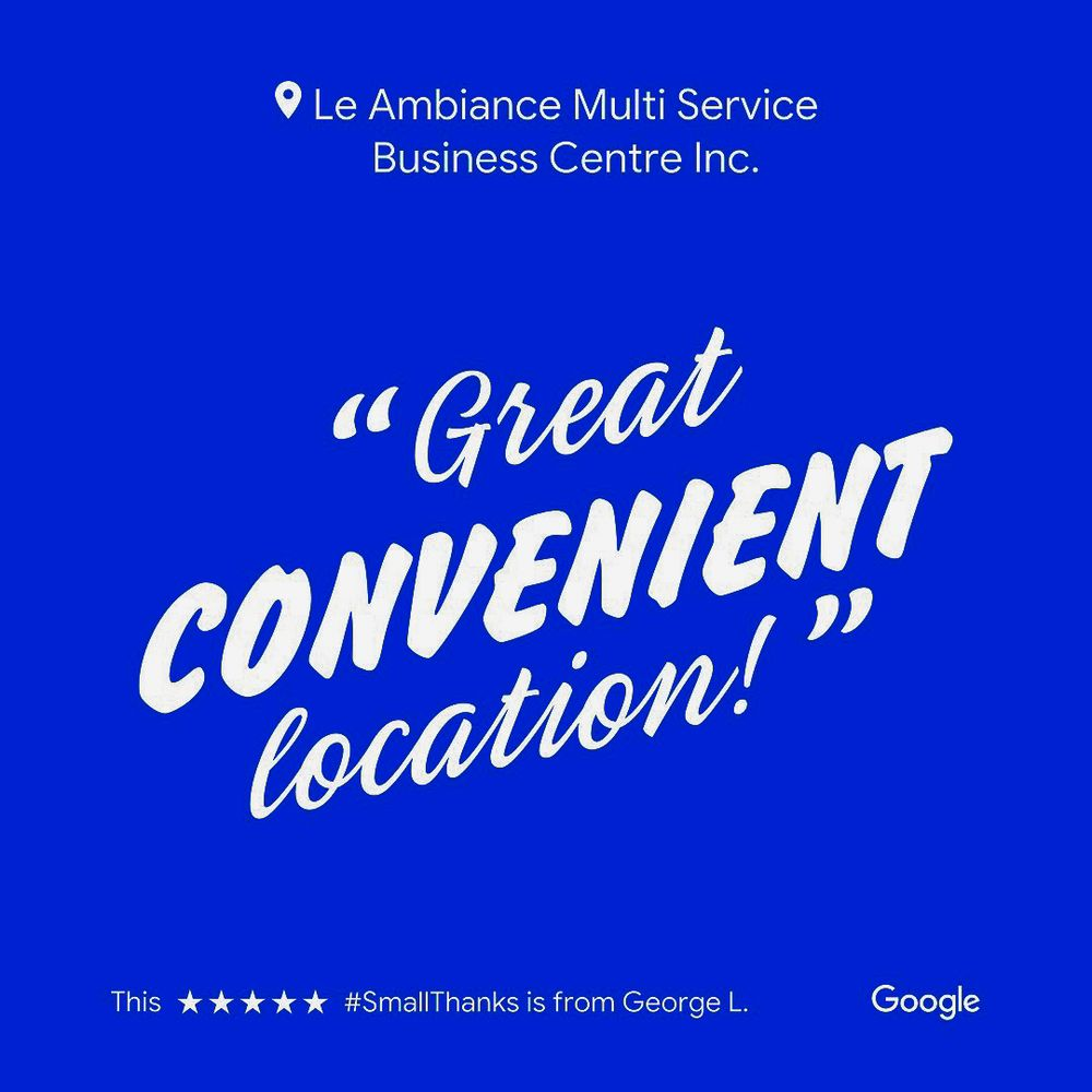 Le Ambiance Multi Service Business Centre: 227 S Plank Rd, Newburgh, NY