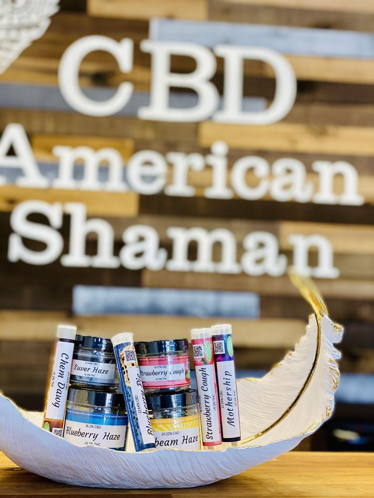 CBD American Shaman of Cedar Park: 700 E Whitestone Blvd, Cedar Park, TX