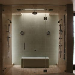 Photo Of Bath Concepts   Concord, CA, United States. A Frameless Steam  Enclosure ...