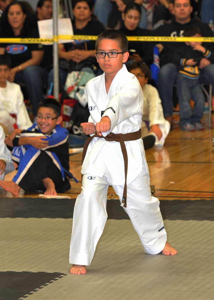 Champions Tae Kwon Do: 1035 Belvidere St, El Paso, TX
