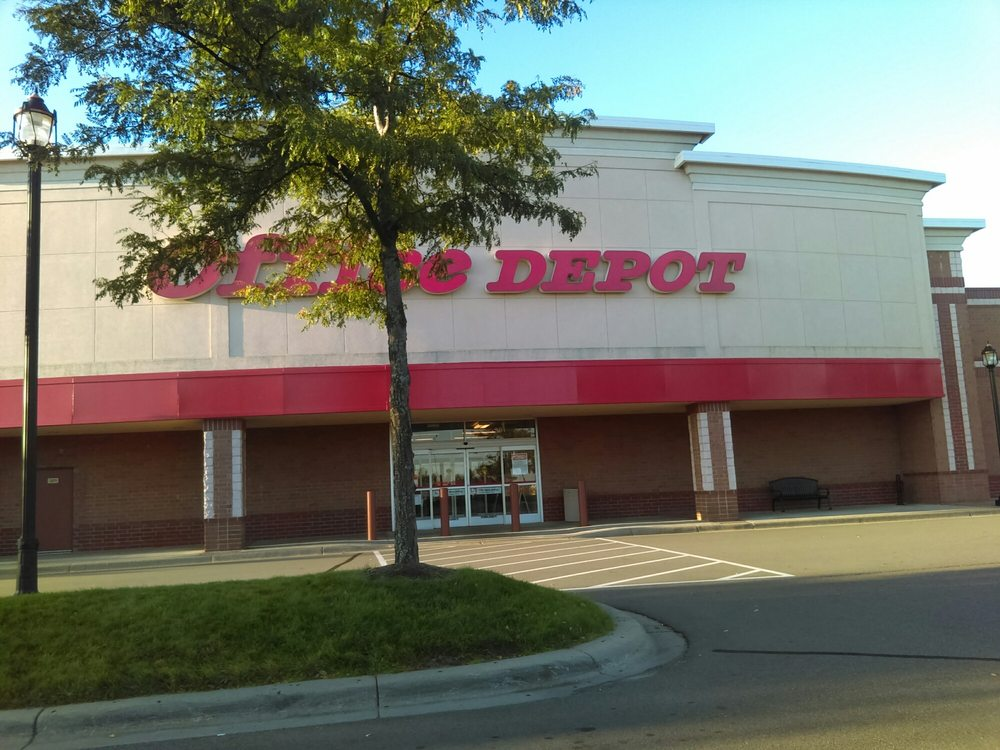 Outside the store yelp - Office depot saint gregoire ...