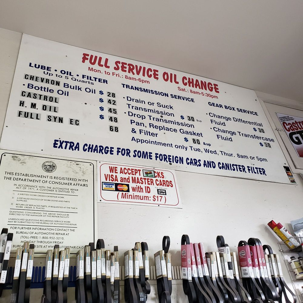 Insta Lube - 27 Reviews - Oil Change Stations - 736 W