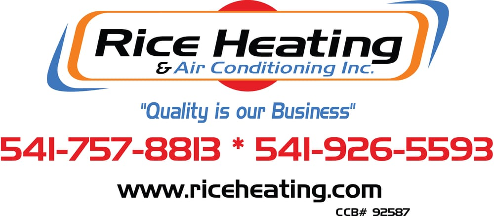 Rice Heating & Air Conditioning: 33955 Hwy 99E, Tangent, OR