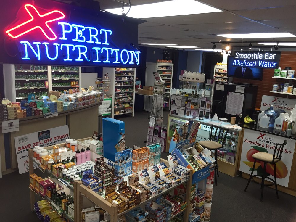 Great selection of vitamins, herbs and sports supplements  Also has