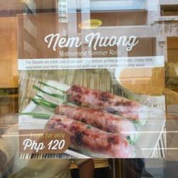 BON Banh Mi - Vietnamese - 184 Salcedo Street, Makati City, Makati ...