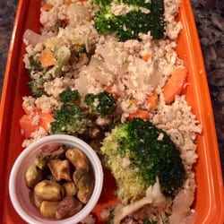 Photo Of Snap Kitchen   Colleyville, TX, United States. Small Chicken And  Broccoli ...