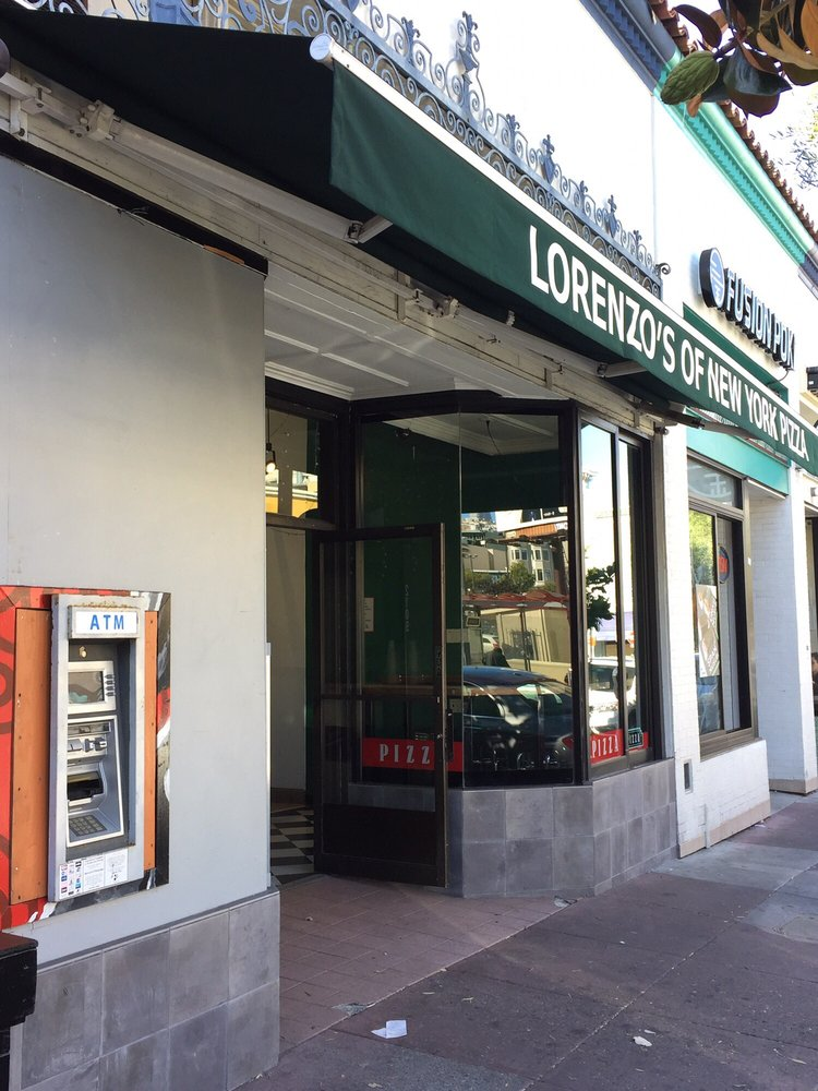 Lorenzo's of New York Pizza