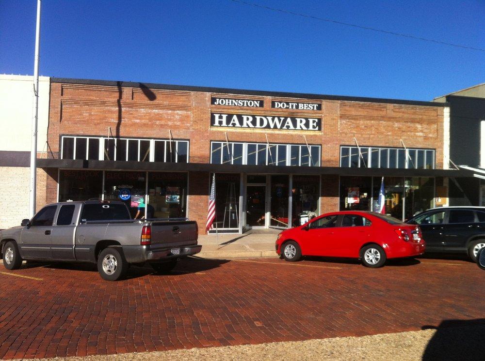 Johnston Hardware: 408 15th St, Canyon, TX