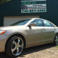 Ed S Tires Tires 6606 Liberty Hill Rd Chillicothe Oh Phone