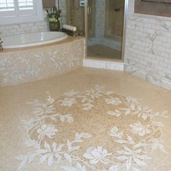Fresh Queen Beige Marble Tile