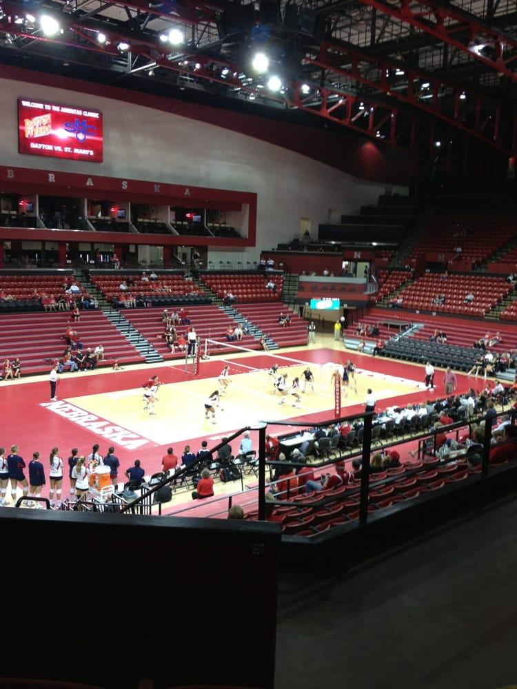 The Bob Devaney Sports Center
