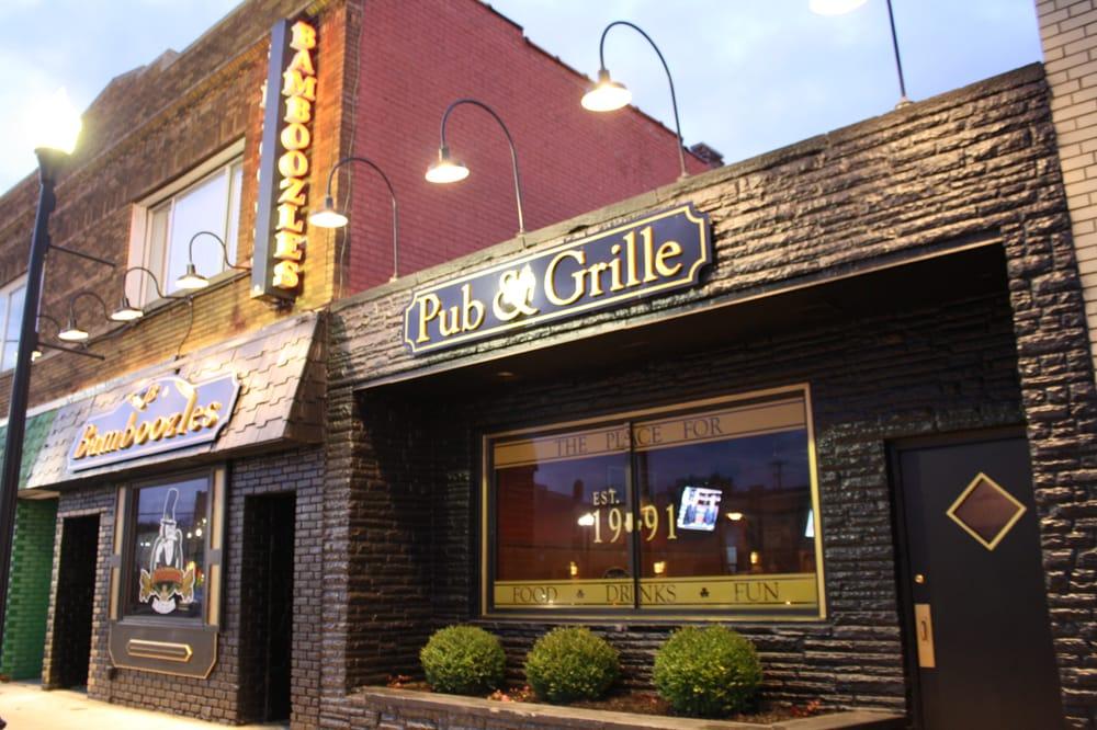 JB Bamboozles Pub & Grille: 14323 Michigan Ave, Dearborn, MI
