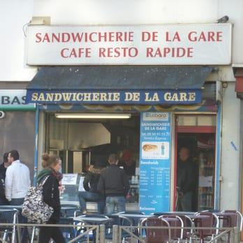 sandwicherie de la gare kebabs 5 place casablanca gare saint jean belcier bordeaux. Black Bedroom Furniture Sets. Home Design Ideas
